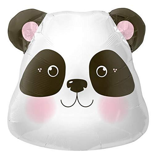 - Panda Head Balloons - 28in (Each) 0076701 - Party Supplies