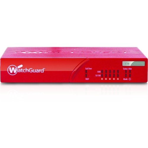 (Watchguard, Xtm 2 Series 26 Security Bundle Security Appliance With 3 Years Gateway Av/Ips, Application Control, Spamblocker, Webblocker, Reputation Enabled Defense, Livesecurity Service Subscriptions 5 Ports 10Mb Lan, 100Mb Lan, Gige Competitive Trade In