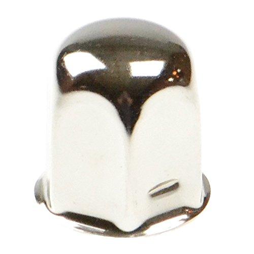 Dicor V160F7-EJN Jam Nut with Cover - .563 Inch, Chrome (Jam Cover)