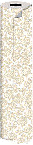 Jillson Roberts Bulk 1/4 Ream Floral Gift Wrap Available in