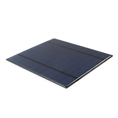 ALLPOWERS-2-Pieces-25W-5V500mAh-Solar-Panel-DIY-Battery-Charger-Kit-Mini-Encapsulated-Solar-Cell-Epoxy-for-Battery-Power-LED-130x150mm-Solar-Panel-Only