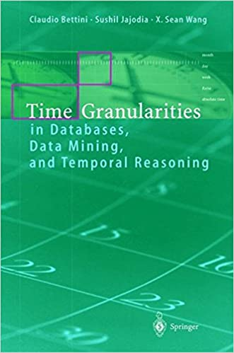 Time Granularities in Databases, Data Mining, and Temporal Reasoning