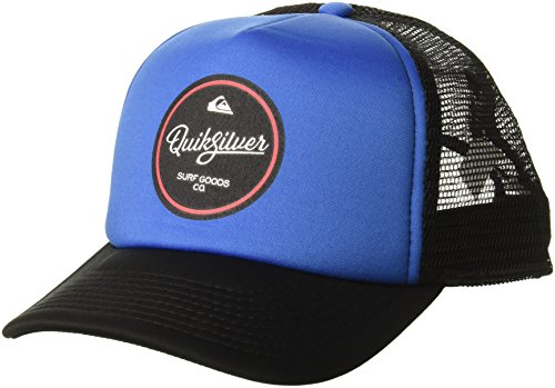 Quiksilver Men's Crush IT HAT, Bright Cobalt, 1SZ
