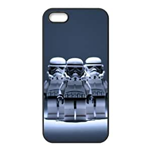 Popular And Durable Designed TPU Case with Star Wars For iPhone 4 4s Cell Phone Case Black