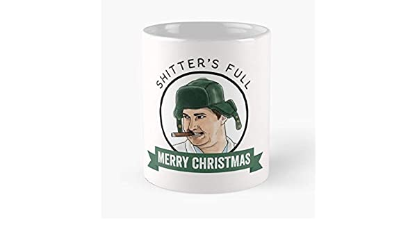 Christmas Vacation National Lampoons Clark Griswold Why Is The Carpet Wet C Great Novelty 11oz Gift Cups