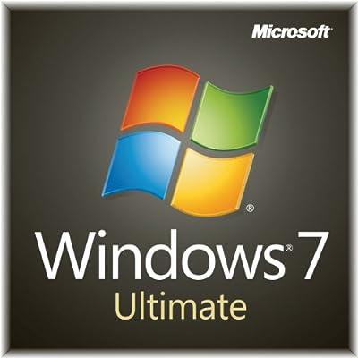 Windows 7 Ultimate SP1 64bit (Full) System Builder DVD 1 Pack