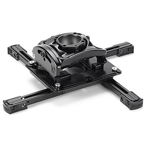 Milestone RPMCU RPA Elite Projector Mount with Keyed Locking C version Rpmc electronic consumers