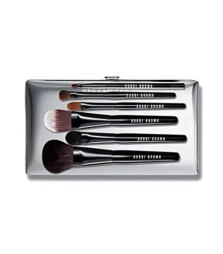Bobbi Brown 7-Piece Limited Edition Luxe Brush Set $270 Value by Bobbi Brown