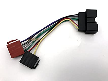 Pleasing Amazon Com Autostereo 12 040 Iso Standard Wiring Harness Radio Wiring Digital Resources Sapebecompassionincorg