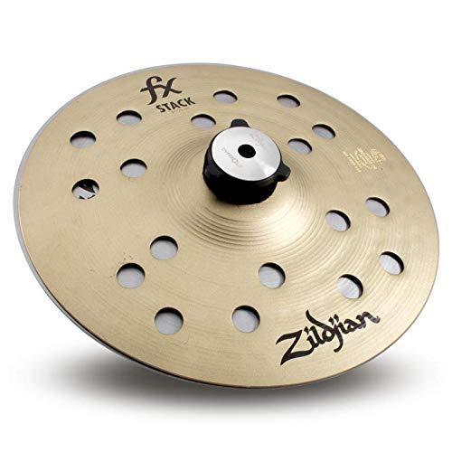 Zildjian 8'' FX Stack Pair w/Mount by Avedis Zildjian Company