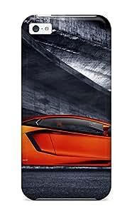 Awesome Case Cover/iphone 5c Defender Case Cover(lamborghini Aventador Sports Car)