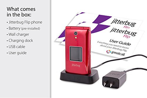 Jitterbug wireless