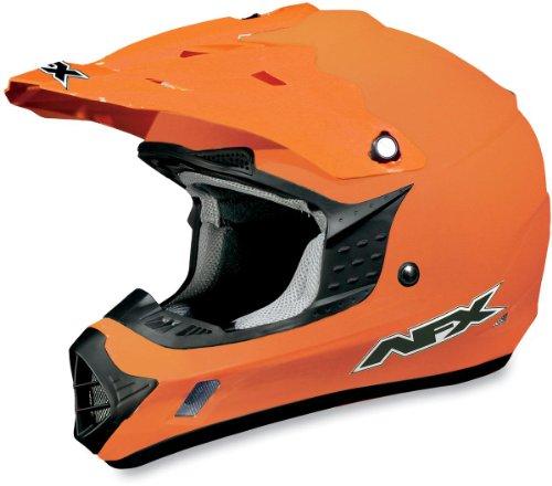 AFX FX-17 Solid Orange Helmet - ()