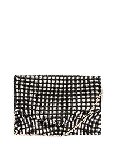 GUESS Factory Women's Jewel Convertible Envelope ()