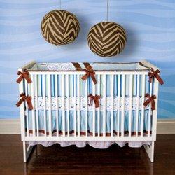 Caden Lane Classic Collection Noah 4 Piece Crib Set