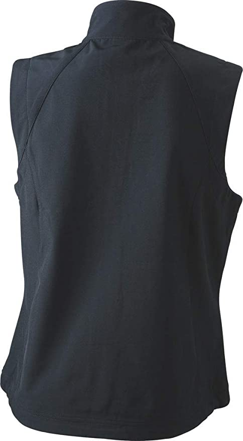 JN1023 Ladies Softshell Vest Modische Softshellweste Gr/ö/ße:L;Farbe:RED