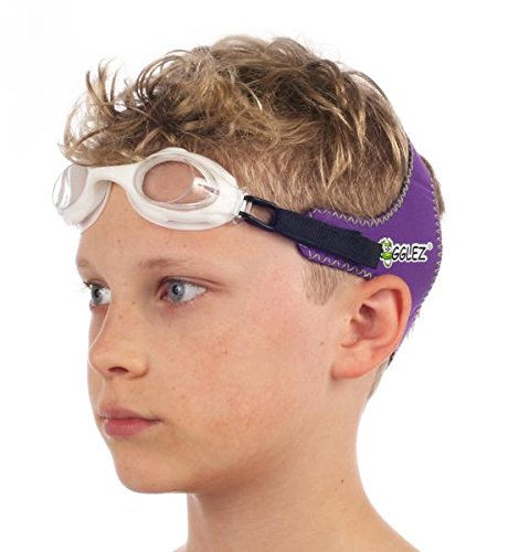 PAINLESS Swimming Goggles for Kids/Youth Preferred and Recommended by Swim Instructors