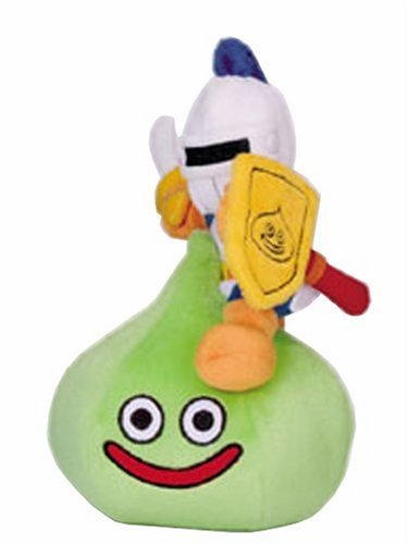 Dragon Quest Slime Knight Large Plush Doll by Square Enix