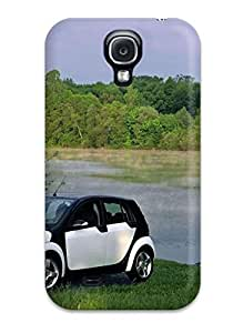 Cynthaskey Scratch-free Phone For Case Galaxy S4 Cover- Retail Packaging - Smart Forfour 32