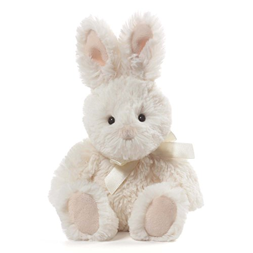 Gund Velvet Bunny Rabbit Stuffed Animal Plush Toy, 8