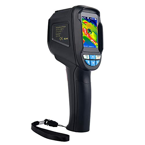 Thermal Imaging Camera-Handheld Infrared Camera with Real-Time