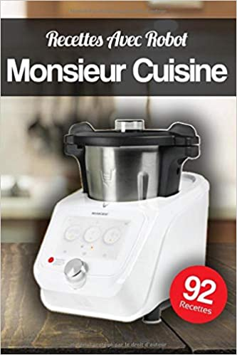Recettes Avec Robot Monsieur Cuisine: Trouver linspiration en découvrant nos recettes!: Amazon.es: Edition, Bilando: Libros en idiomas extranjeros
