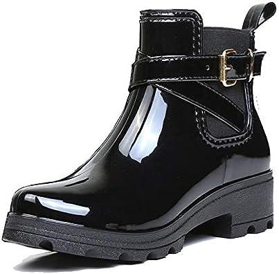 Women's Chelsea Rain Boots Platform
