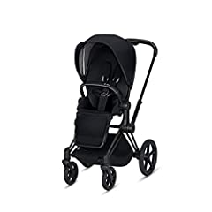 Introducing the new Priam 3 Complete Stroller. One frame enables three different modes of use: as a travel system with matching carrycot or one of our award-winning CYBEX infant car seat and later as a luxurious parent-facing or forward-facin...