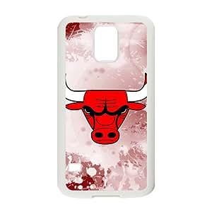 JIUJIU Bulls logo Phone Case for Samsung Galaxy S5