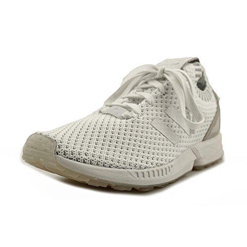 Adidas Men's ZX Flux Primeknit Running Shoes White