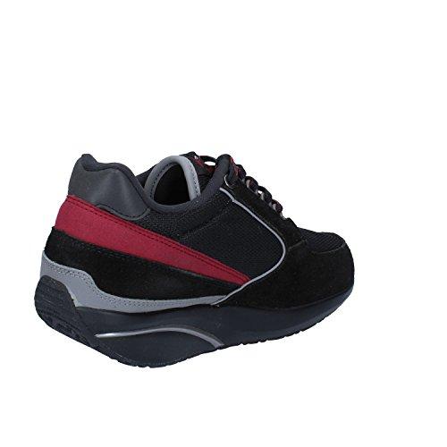 MBT Schuhe 1996 Damen black-cranberry (700636-682), 35, schwarz