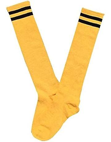 Calcetines Medias para Mujer Modernos Originales y Deportivos Yesmile ❤ adecuado para el deporte Fútbol