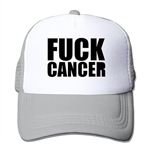 Arsmt Fuck Cancer Logo.PNG Mesh Mens Vintage Trucker Baseball - Png Vintage Frame