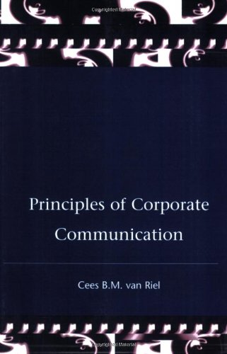 Principles of Corporate Communication