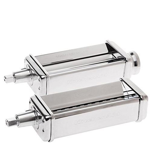 KitchenAid Pasta Roller and Fettuccini Cutter Attachment by KitchenAid
