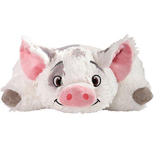 Pillow Pets DCP-NS-PUA Disney Moana Stuffed Animal Plush Toy, 16'', White by Pillow Pets (Image #1)