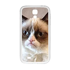Cat Design New Style High Quality Comstom Protective case cover For Samsung Galaxy S4 by runtopwell