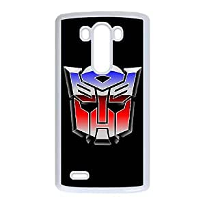 Transformers LG G3 Cell Phone Case White T4503263