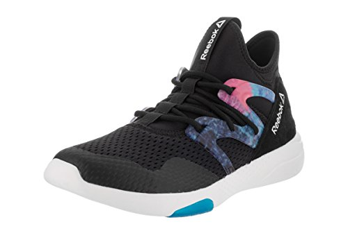 White Reebok Blue Shoe Training Wild Hayasu Black Women's 01pw0qg