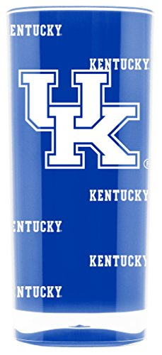 (NCAA Kentucky Wildcats 16oz Insulated Acrylic Square Tumbler)