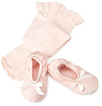 Capezio Little Girls' Pre-Ballet Gift Pack, Ballet Pink, Large