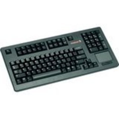11900 Series Compact Keyboard - CHERRY G80-11900LTMUS-2 B 1810 CHERRY, G80-11900, KEYBOARD, COMPACT 104 KEY, BLACK, PS2, I Cherry G80-11900 Series Compact Keyboard G80-11900LTMUS-2 - Join the