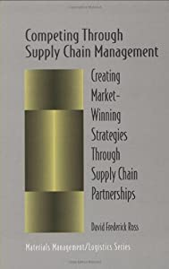 Distribution: Planning and Control (Chapman & Hall Materials Management/Logistics Series)