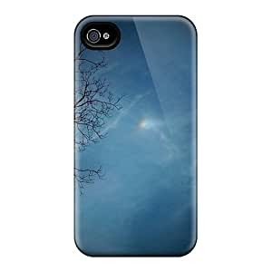 Rainbow Speck Case Compatible With Iphone 4/4s/ Hot Protection Case