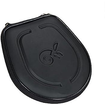Hard EVA Travel Case for Samsung Level U Bluetooth Wireless In-Ear Headphones EO-BG920BBEBUS by Hermitshell