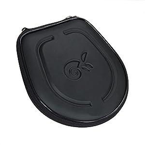 Hermitshell Hard EVA Travel Case Fits Samsung Level U Bluetooth Wireless in-Ear Headphones EO-BG920BBEBUS