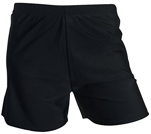 Gabrielle Aug Womens Solid Bottom Shorts