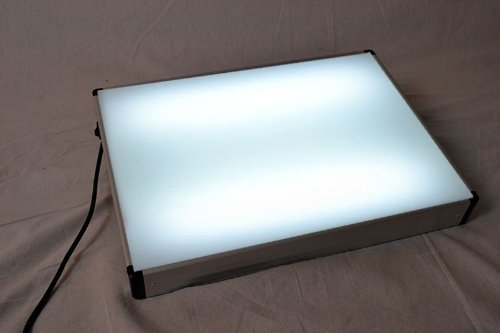 Amazon.com: Tracing Light Box Table A3 For Stencil Copying Artists Tattoo:  Everything Else