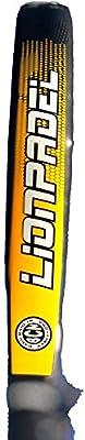 Pala Padel Lion PERSICA MP2 Control Orange: Amazon.es: Deportes y ...