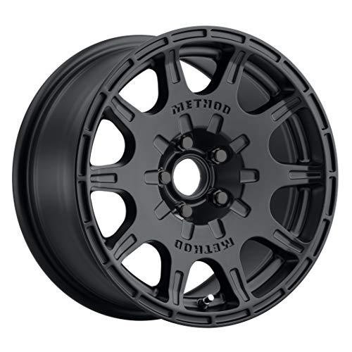 MR502 VT-SPEC 2, 15x7, +15mm Offset, 5x100, 56.1mm Centerbore, Matte Black